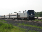 AMTK 74 with the Pere Marquette